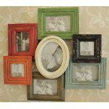 various frames put together