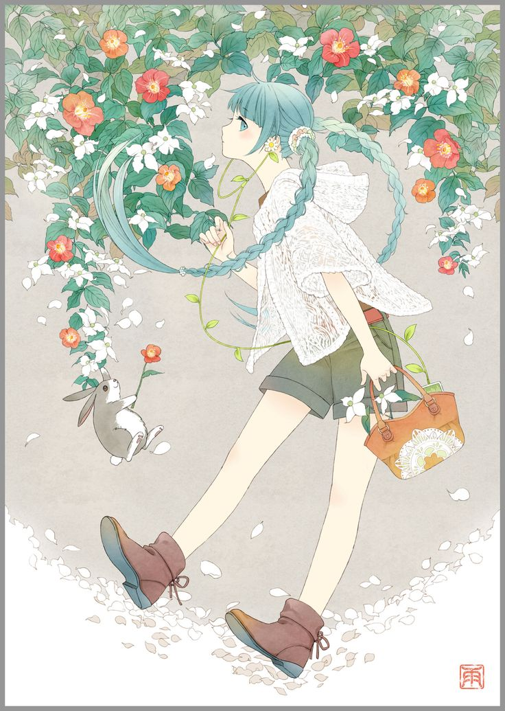 Earth Music & Ecology Japan Label  -Hatsune Miku