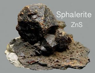 Sphalerite | Mineralogy4Kids