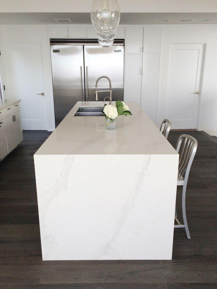 Kitchen Counters Caesarstone Calacatta Nuvo