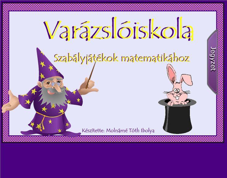 Fotó itt: Szabályjáték varázslóval 1-4. osztály részére interaktív tananyag - Google Fotók