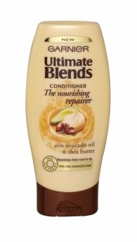 GARNIER ULTIMATE BLENDS CONDITIONER 200ML THE NOURISHING REPAIRER