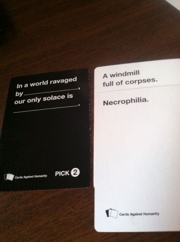 Funny Cards Against Humanity Meme : Cards against humanity funny el oh pinterest