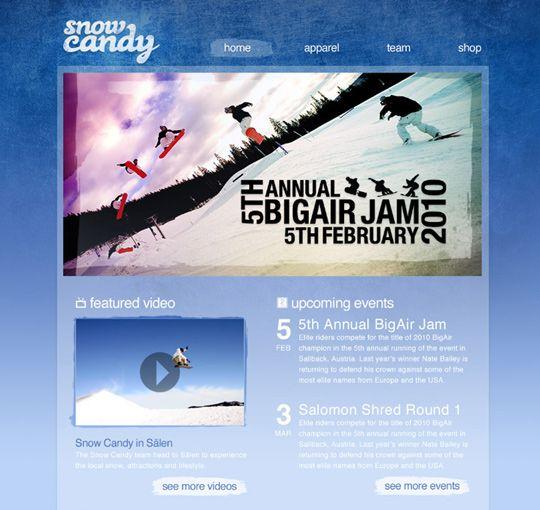 20 High Quality Photoshop Web Design Tutorials