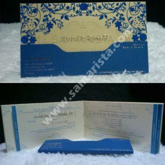 Selamat berbahagia untuk dua sejoli... Astrid Anindyane Adhelia, S.P & Ronald Irwanto, S.E Semoga bahagia selalu selamanya..  -Sabtu, 23 November 2013- #kartu #undangan #samarista #wedding #invitation #card #bridal #pernikahan #perkawinan