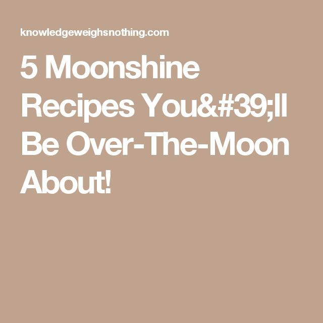 What's a well-rated recipe for peach moonshine?