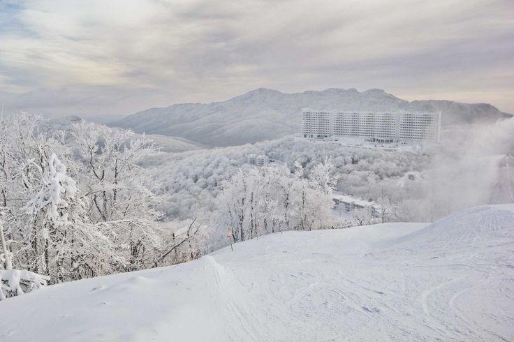 North Carolina Ski Resorts | West Virginia Ski Resorts