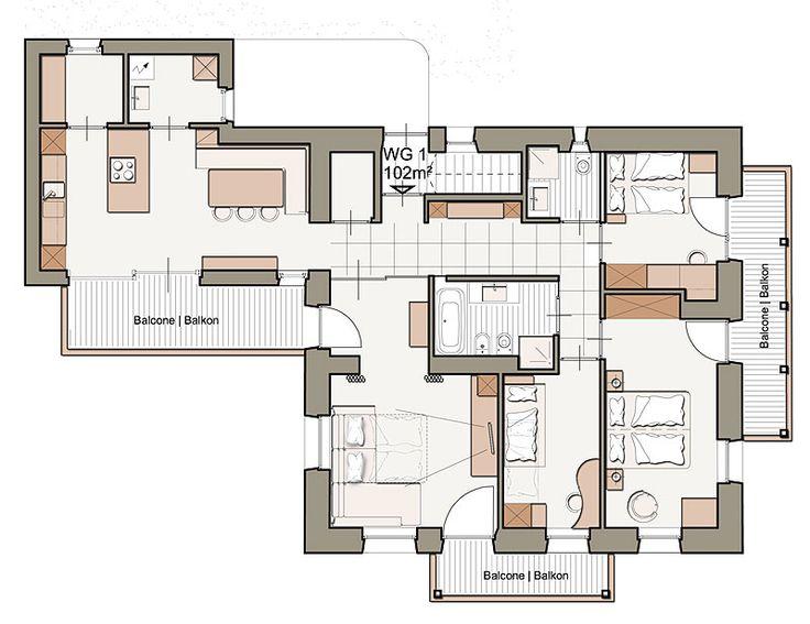 Apartament Stefania w sercu Dolomitów, Światowego Dziedzictwa UNESCO
