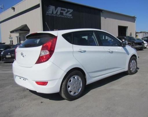 Accent Hatchback Hyundai parts - http://autotras.com