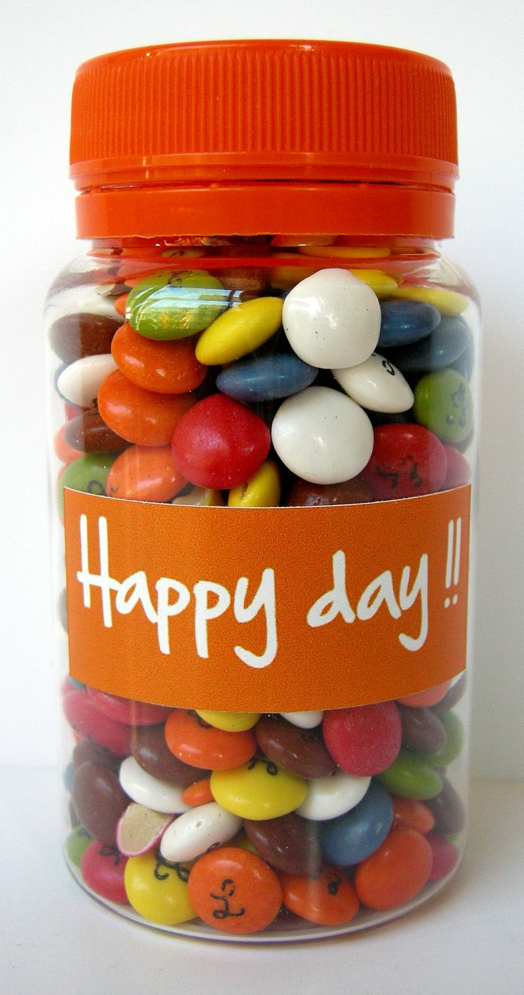 Happy day! #chocolate #pills #colors #happy #sweet