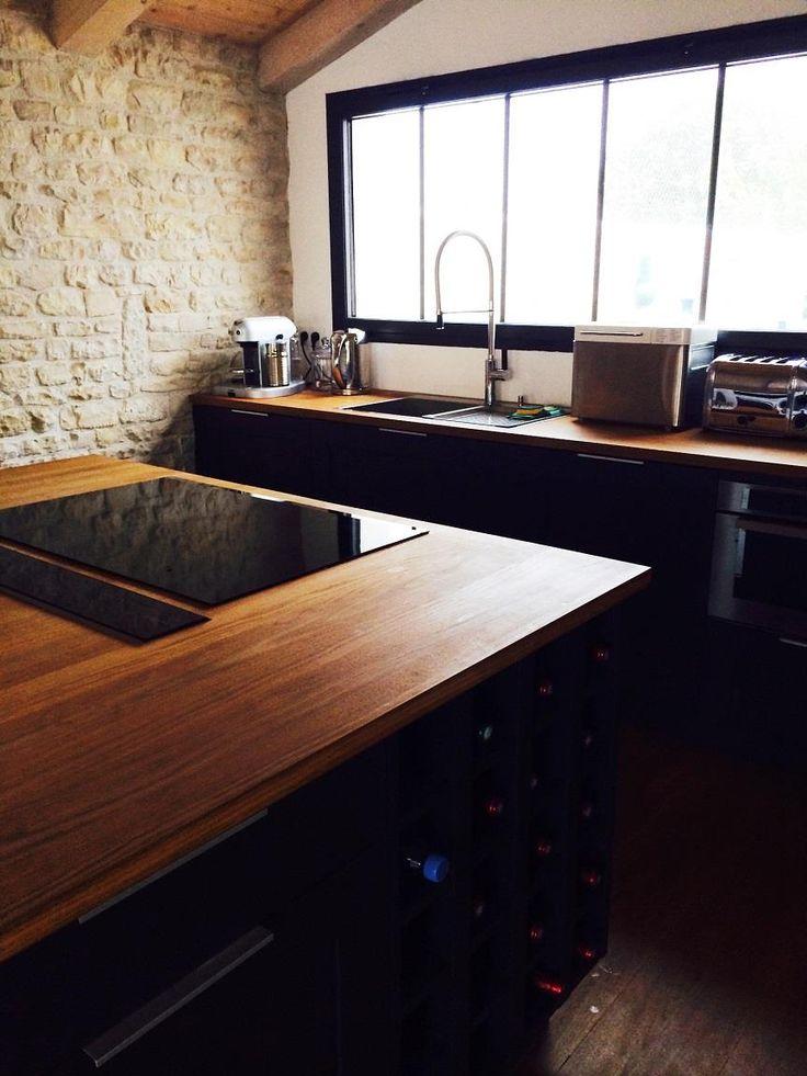 Donkere Houten Keuken : Donkere Houten Keukens op Pinterest – Donker Hout, Keuken Ontwerpen en