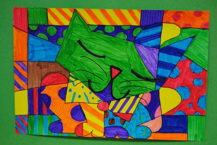 mrs. heller's art blog: being britto