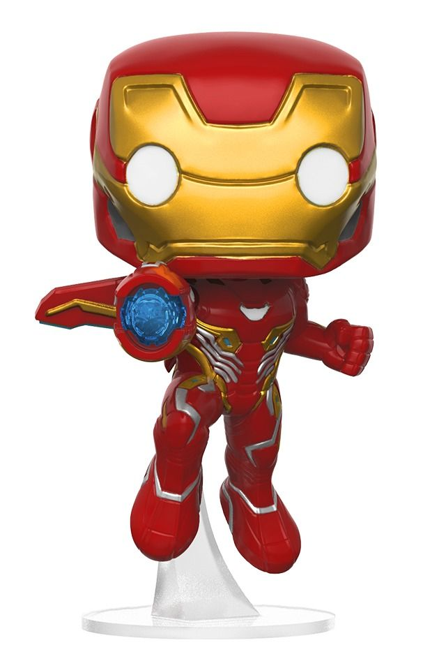 Funko Avengers Infinity War Marvel Iron Man 26463 Pop Bobble Figura da collezione,