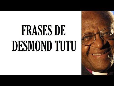 Frases célebres de Desmond Tutu