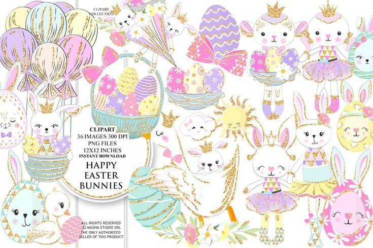 Excited to share the latest addition to my shop: Easter Clipart Happy Easter Clip Art Easter Bunnies Illustrations Cute Easter Planner Stickers Lamb Clipart Easter Eggs 36 images PNG files #easterclipart #eastereggsclipart #scrapbooking #yellow #pink #easter #anniversary #etsy #supplies http://etsy.me/2o643hh