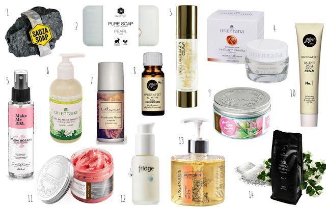 70 polskich kosmetyków o zaskakujących składach i opakowaniach - Kupuję Polskie Produkty