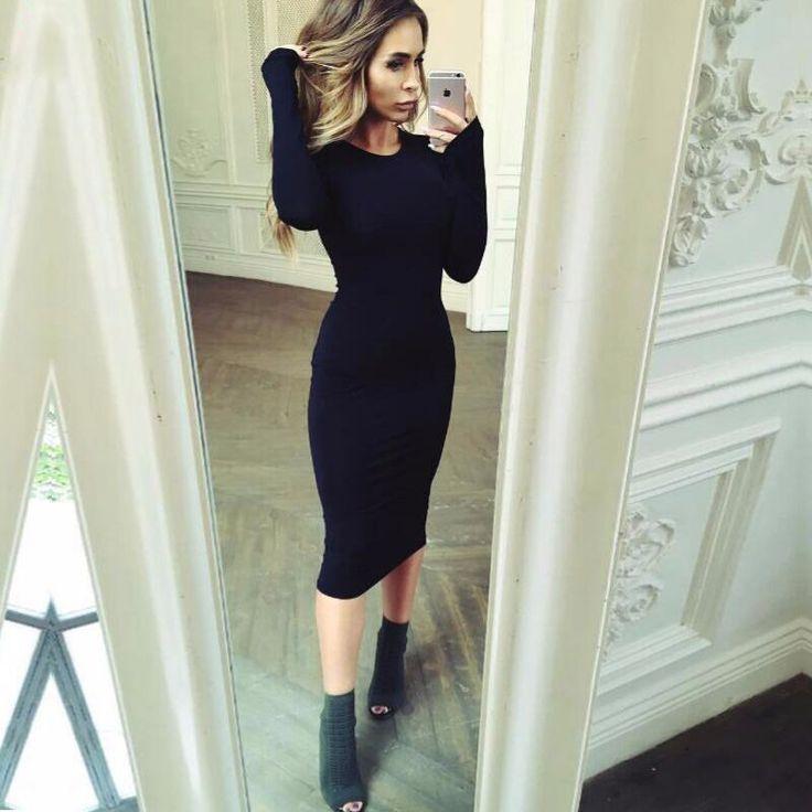 Bodycon maxi dress for cheap