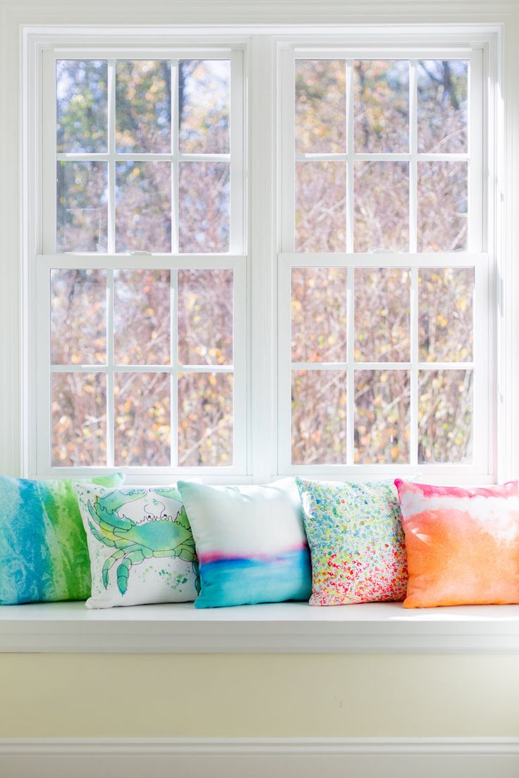 Itu0027s A Pillow Party. Find This Pin And More On Beautiful Home Interiors ...