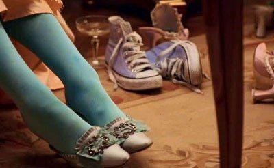 """""""Marie Antoinette"""" de Sophia Coppola, scène des Converses"""