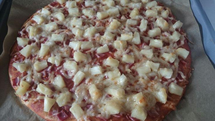 Hawaii Pizza!