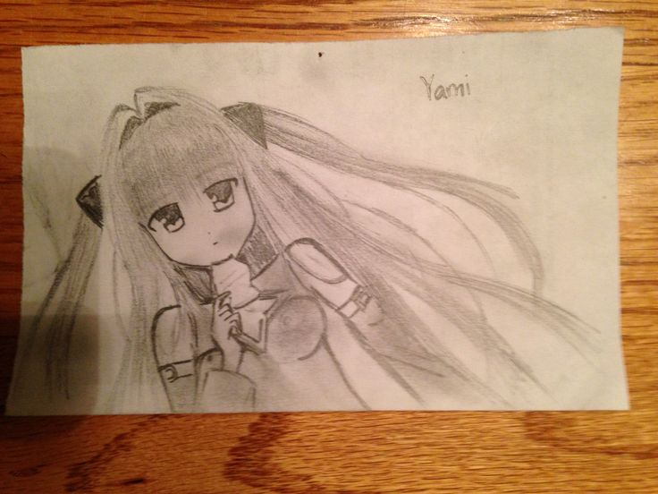 yami chan / to love ru