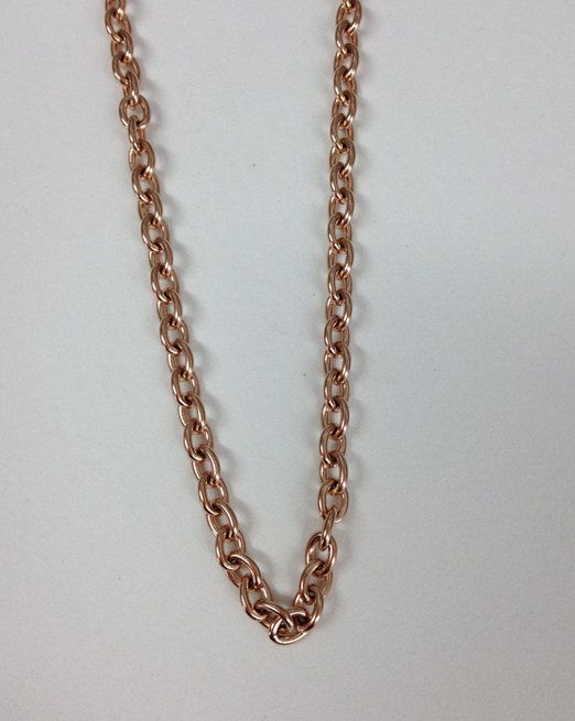 50cm Rose Gold Link Chain
