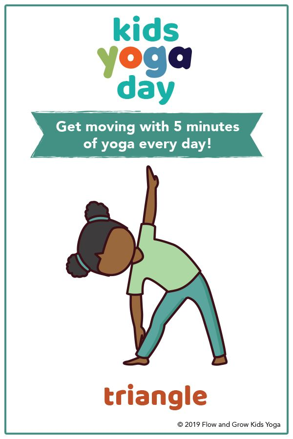 try this key standing pose to promote strength and flexibility part of our kids yoga day pose sequence download our free poster today