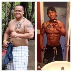 ~How to lose fat while gaining muscle~ #bodytransformation #fitness…