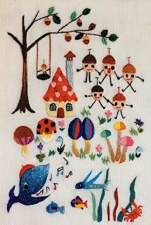 ondori embroidery no2