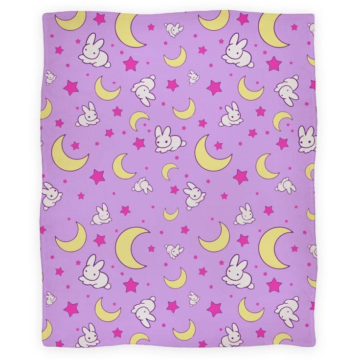 Sailor Moon Blanket | Blankets, Fleece Blankets and Throws | HUMAN (60x80)