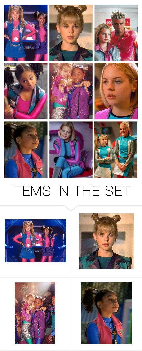 """Zenon: Girl of the 21st Century"" by nataliemcmahan ❤ liked on Polyvore featuring art"