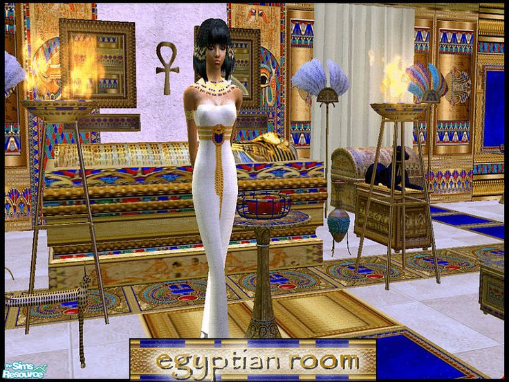 Egyptian bedroom decor think this is a really cool find for Ancient egypt decoration