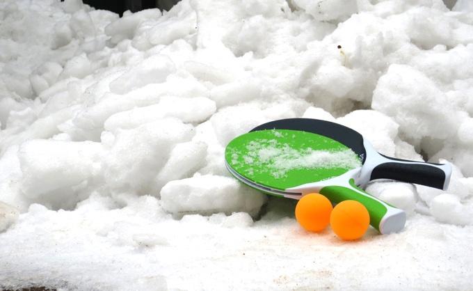 Wetterfeste Tischtennisschläger von Stiga, Stiga Flow und Stiga Flow Spin. Weitere Infos unter http://www.tischtennisplatte-24.com/products/de/Tischtennis-Zubehoer/Tischtennisschlaeger/Tischtennisschlaeger-Stiga-Flow-Outdoor.html