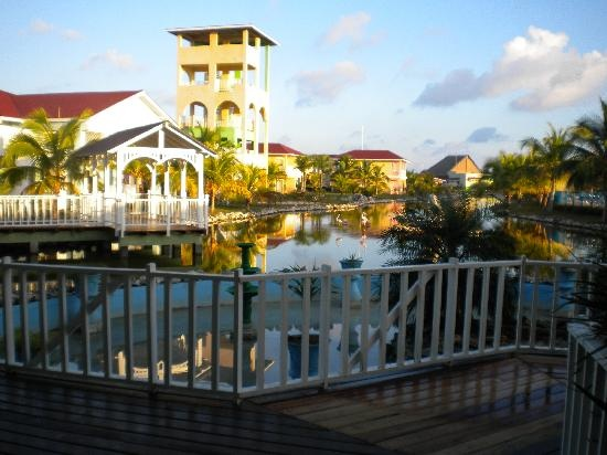 Memories Caribe Beach Resort 4*: View from the lobby