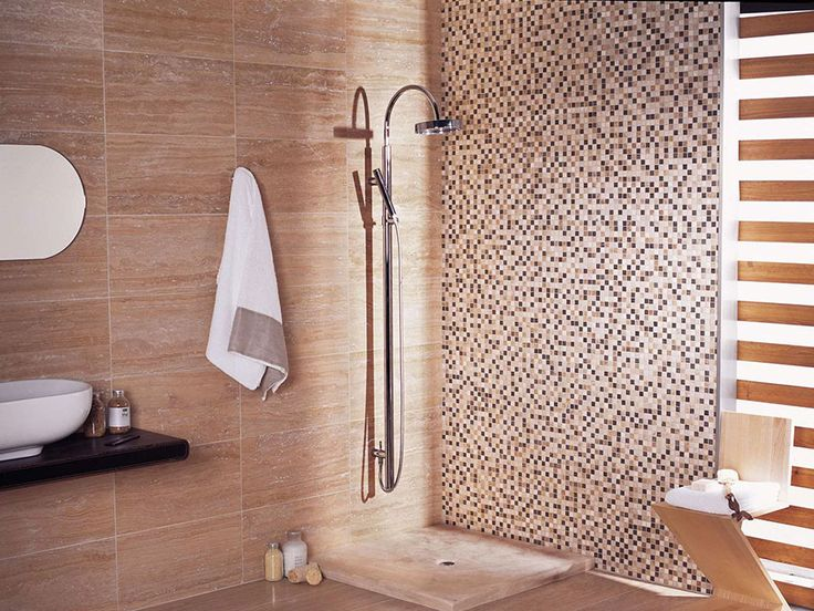 57 best images about bagno on pinterest | search, patricia ... - Piastrelle Bagno Mosaico Beige