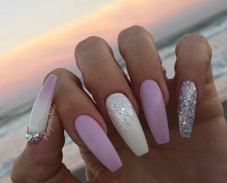 Mejores 812 imágenes de ♡ Nails :) ♡ en Pinterest | Uñas largas ...