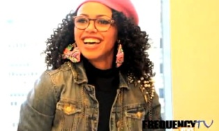 Elle Varner Frequency TV