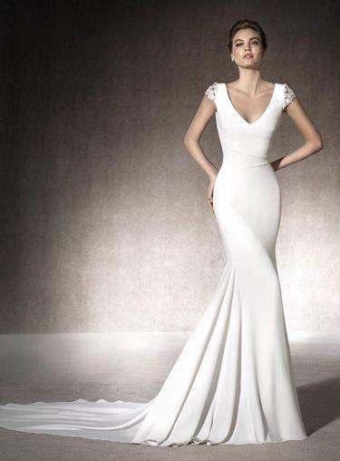 San Patrick bridal dresses from Ava Louise Bridal