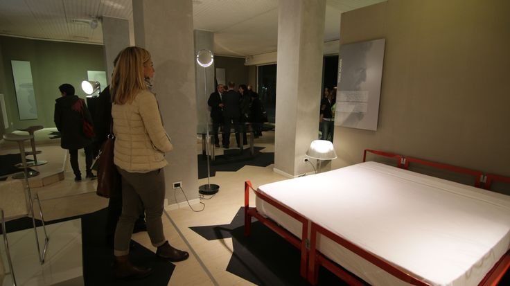 Design Tobia Scarpa 1959/2005 - Letto Vanessa #tobiascarpa #letto #vanessa #design