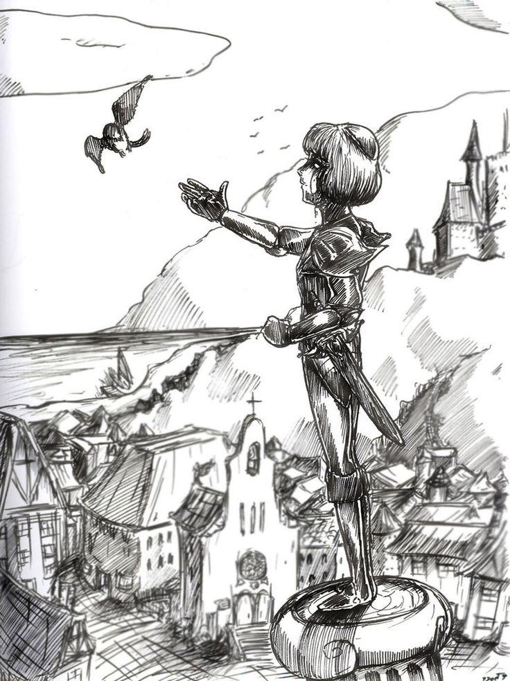 the happy prince story pdf