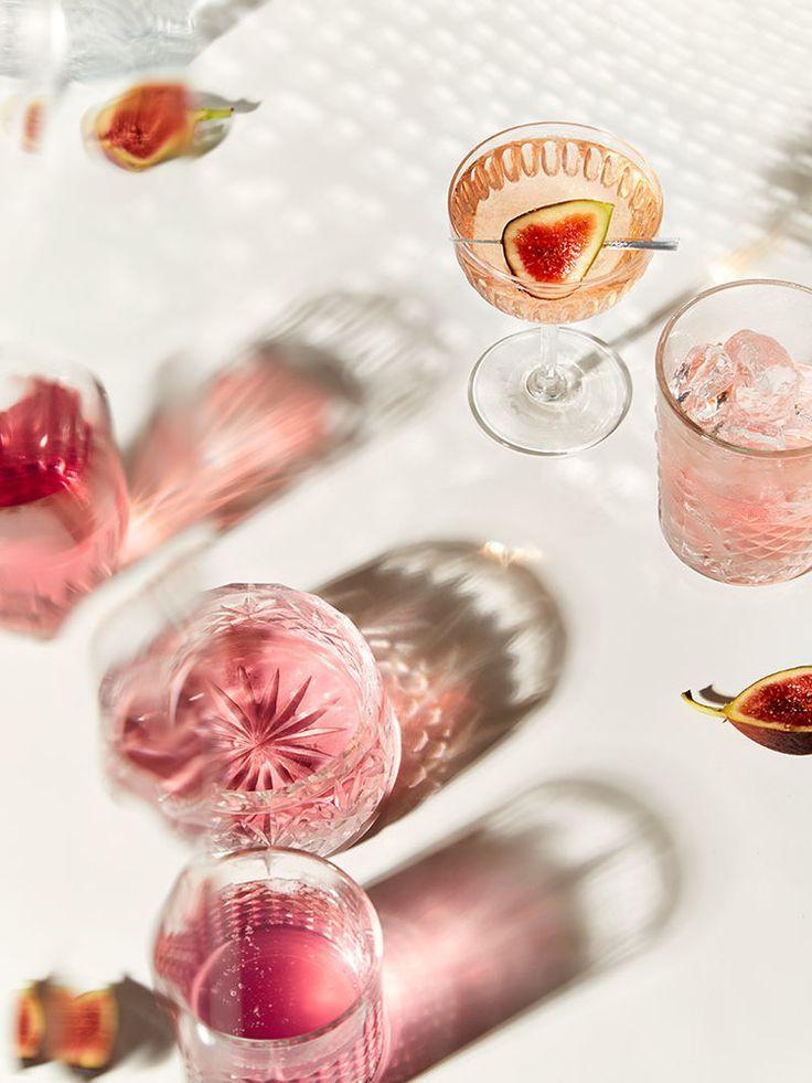 Cocktails_pink / #light #drinks
