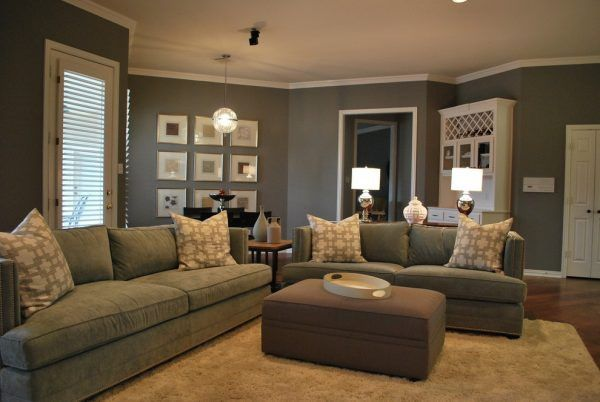 Pastel Green Aesthetic Of Grey Living Room Luxury 21 Most Attractive Grey And Brown Living R Grey And Brown Living Room Modern Family Rooms Family Living Rooms