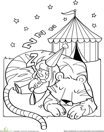 29 best Circus Early Learning Printables and Ideas images
