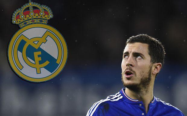 Chelsea news: Eden Hazard admits a switch to Real Madrid would...: Chelsea news: Eden Hazard admits a switch to Real Madrid… #RealMadrid