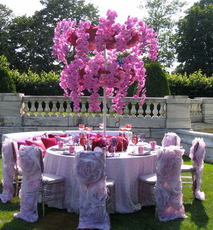 Floral Orchid Chandelier featured in Wedding Style Magazine Grace Ormonde