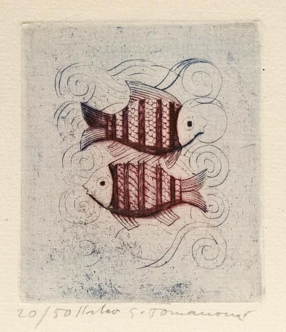 Emilie Tomanová, Signs of the Zodiac - Fishes