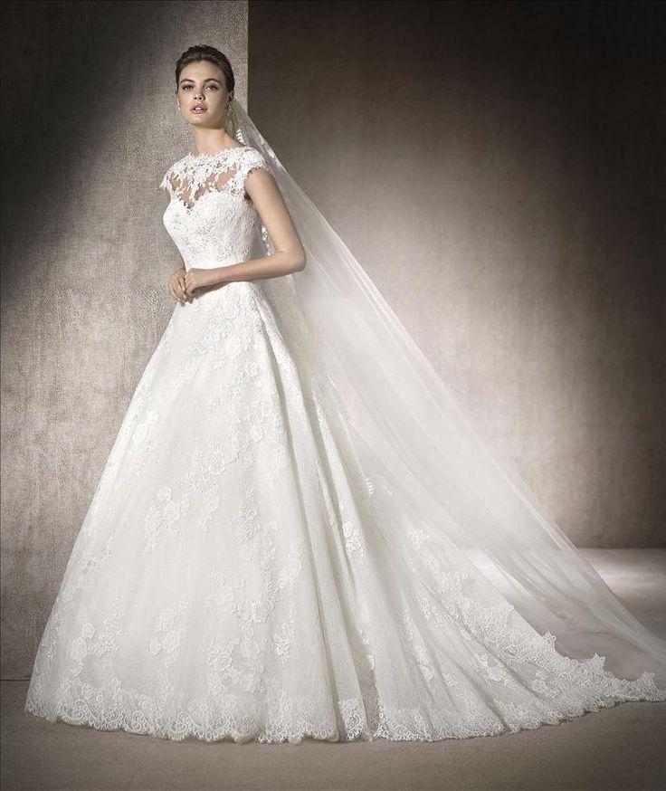 Maimara esküvői ruha