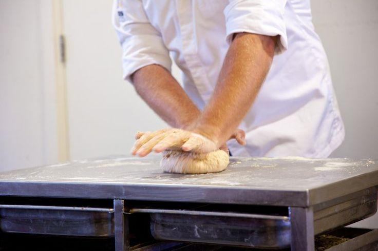 Cursus brood bakken met Edwin Klaasen van Desemenzo