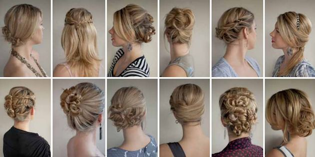 Oh the lovely things: Hair Romance