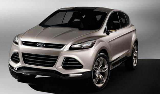 2020 Ford Kuga New Modern Design And Interior Space Ford Kuga